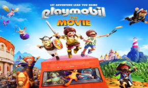 playmobil the movie, computer animated, comedy, musical, fantasy, dvd, review, universal pictures