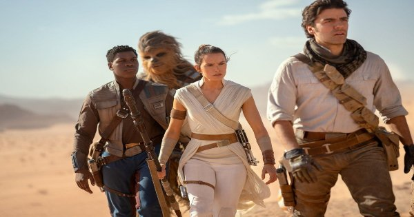 rise of skywalker, star wars, sequel, science fiction, action, blu-ray, review, walt disney studios