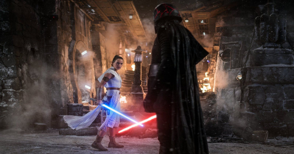 rise of skywalker, star wars, sequel, science fiction, action, blu-ray, review, walt disney studios