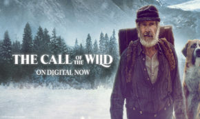 call of the wild, adaptation, adventure, harrison ford, digital, review, 20th century studios