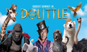 dolittle, fantasy, adventure, comedy, robert downey jr, blu-ray, review, universal pictures