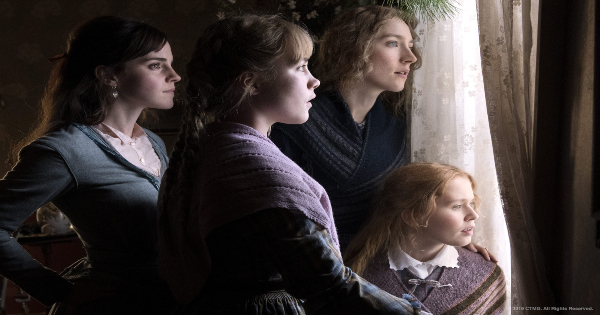 little women, adaptation, drama, greta gerwig, blu-ray, review, sony pictures