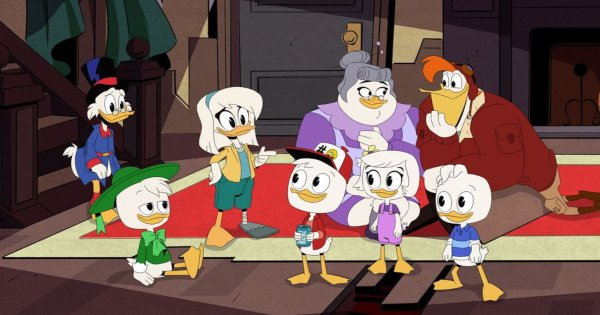 quack pack, ducktales, tv show, animated, comedy, adventure, season 3, review, disney xd