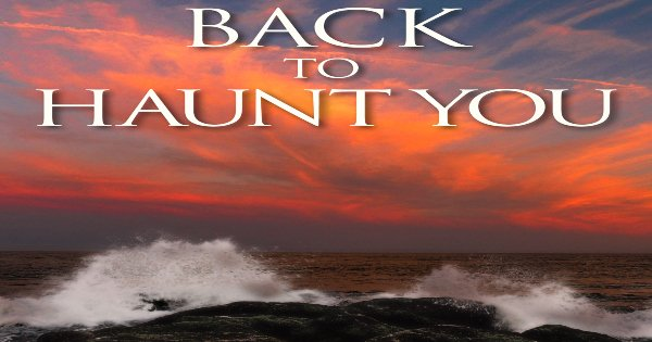 back to haunt you, sequel, mystery, action, adventure, ken mcgorry, review, smith publicity