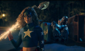 stripe, stargirl, tv show, drama, superhero, season 1, review, dc universe, warner bros television