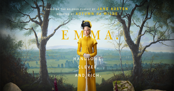 emma, comedy, drama, adaptation, jane austen, blu-ray, review, focus features, universal pictures