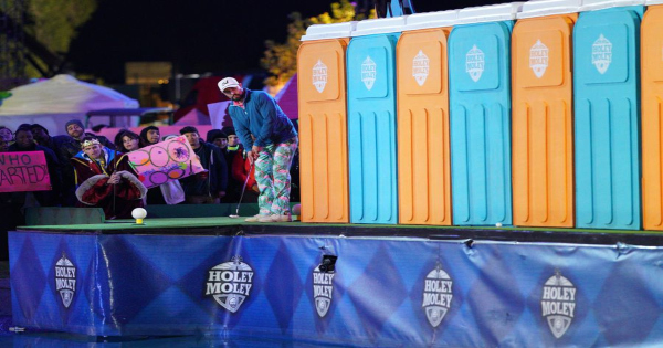 literally jumping the shark, holey moley, tv show, sports, competition, season 2, review, abc