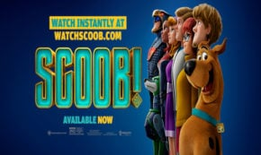 scoob, computer animated, mystery, comedy, digital, review, warner bros pictures