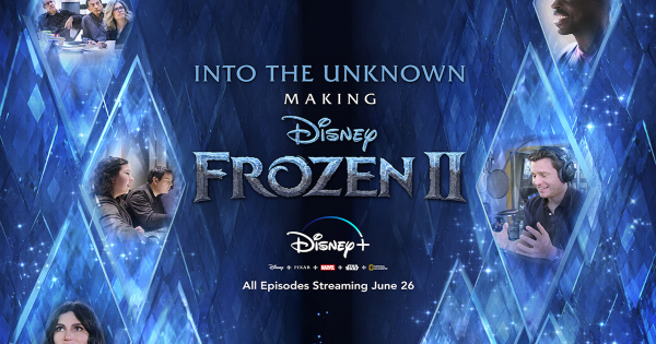 into the unknown, frozen 2, tv show, documentary, review, disney plus