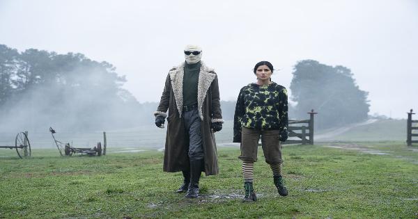 dad patrol, doom patrol, tv show, drama, season 2, review, dc universe, warner bros television