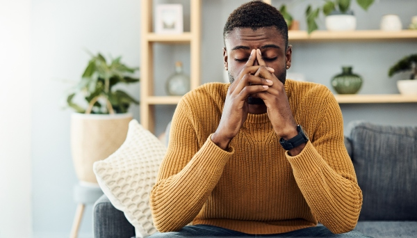 Got Coronavirus Stress? Try This 6-Part Stress Relief Practice – The Good Men Project