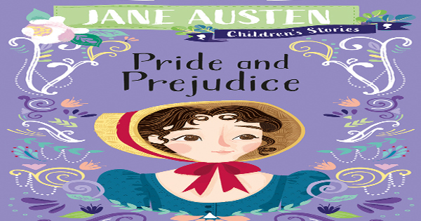 pride and prejudice, children's fiction, middle grade, gemma barder, net galley, review, Sweet Cherry Publishing