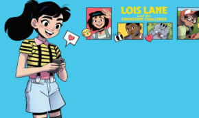 lois lane and the friendship challenge, children's fiction, middle grade, grace ellis, net galley, review, dc comics, dc entertainment