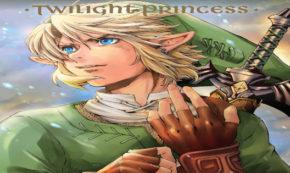 twilight princess, vol 7, comic, graphic novel, Akira Himekawa, net galley, review, viz media