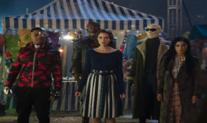 wax patrol, doom patrol, tv show, drama, season 2, review, dc universe, warner bros television