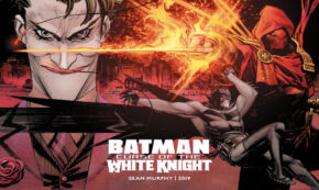 curse of the white knight, batman, comic, graphic novel, sean murphy, net galley, review, dc comics, dc entertainment