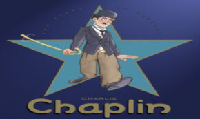 charlie chaplin, stars of history, comic, graphic novel, Bernard Swysen, net galley, review, europe comics