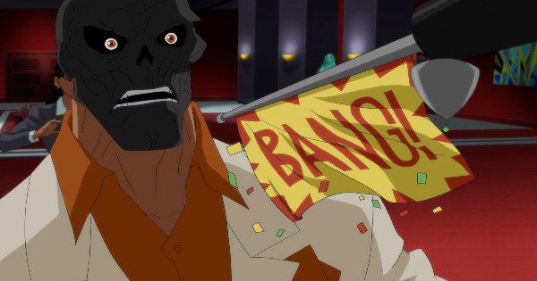 death in the family, batman, animated, interactive, blu-ray, review, warner bros home entertainment