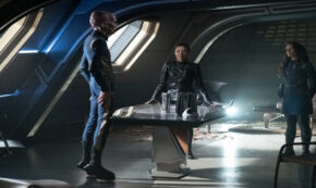 far from home, discovery, star trek, tv show, science fiction, action, drama, season 3, review, cbs all access