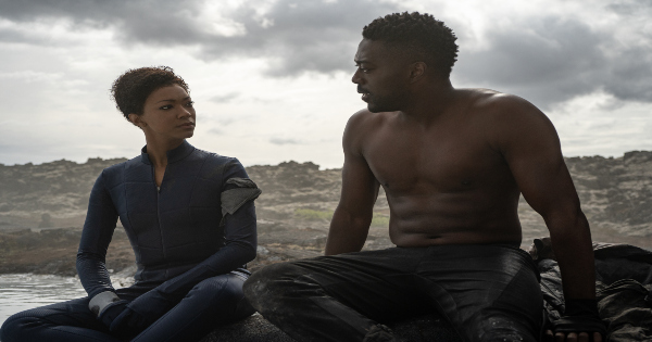 thta hope is you, part 1, star trek discovery, tv show, science fiction, action, drama, season 3, review, cbs all access