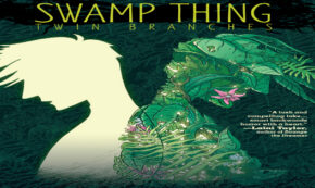 twin branches, swamp thing, teens, young adult, Maggie Stiefvater, net galley, review, dc comics, dc entertainment