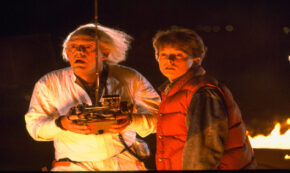 back to the future, the ultimate trilogy, comedy, science fiction, action, blu-ray, review, universal pictures