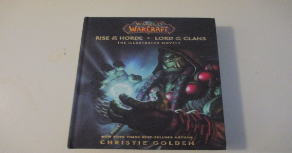 world of warcraft, book, illustrated, novels, gift guide, holiday, blizzard entertainment
