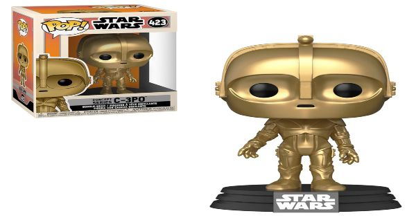 star wars, concept, c-3po, android, science fiction, action, funko pops, sneak peek, entertainment earth, funko