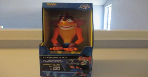 crash bandicoot, cable guys, gift guide, holiday, activision