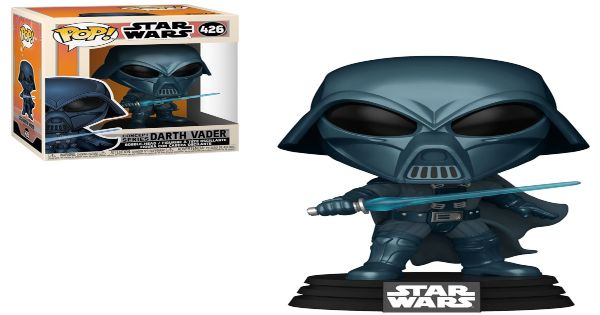 star wars, concept, darth vader, sith, science fiction, action, funko pops, sneak peek, entertainment earth, funko
