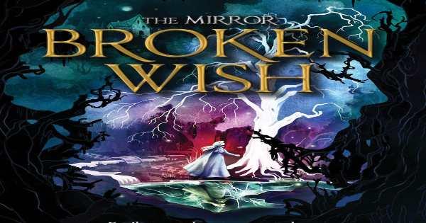 the mirror broken wish, teens, young adult, julie c dao, net galley, review, disney publishing worldwide