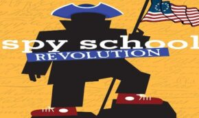 spy school revolution, children's fiction, stuart gibbs, net galley, review, simon and schuster