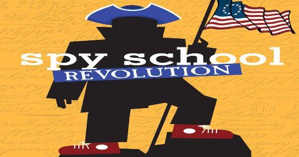 spy school revolution, children's fiction, stuart gibbs, net galley, review, simon and schuster