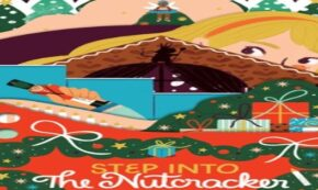 the nutcracker, step into, children's fiction, words and pictures, net galley, review, quarto publishing group