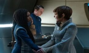 unification 3, discovery, star trek, tv show, science fiction, drama, action, season 3, review, cbs all access