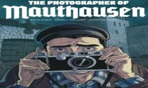 photographer of mathausen, comic, graphic novel, salva rubio, net galley, review, dead reckoning