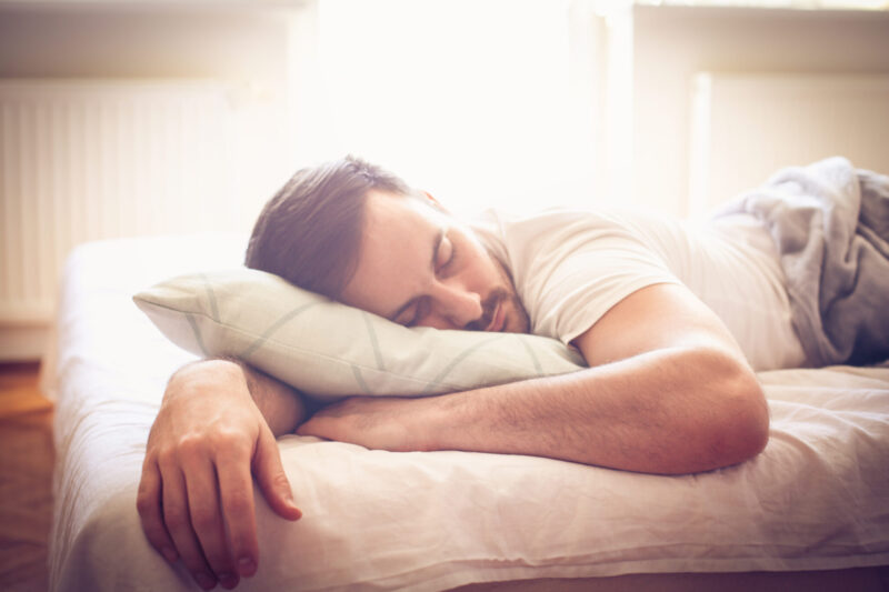 Can Sleeping More Help You Lose Weight? – The Good Men Project