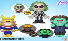 vinyl soda pops, beetlejuice, all might, wolf man, scooby doo, my hero academia, funko fair 2021, sneak peek, entertainment earth, funko