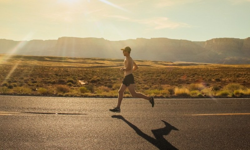 I Ran 10k a Day For 36 Days. Here's What I Learned – The Good Men Project