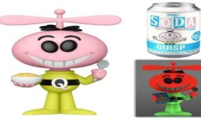 vinyl soda pops, quisp, ad icons, sneak peek, funko fair 2021, entertainment earth, funko