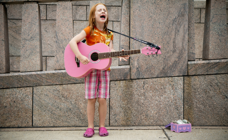 Why Your Child Should Learn How To Play an Instrument