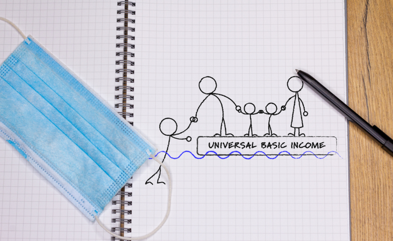 It's Time To Transform Our Society With a Basic Income