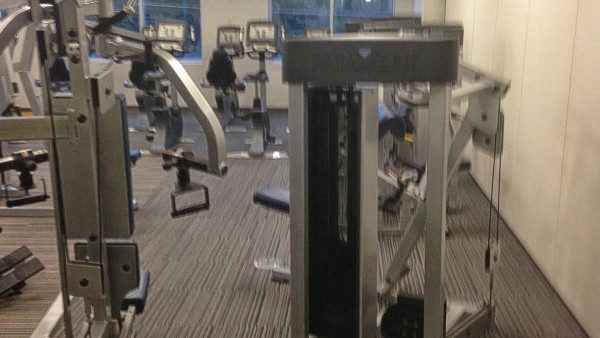 Day Five at the Gym, or How to Battle an Angry, Overly Caffeinated Coworker