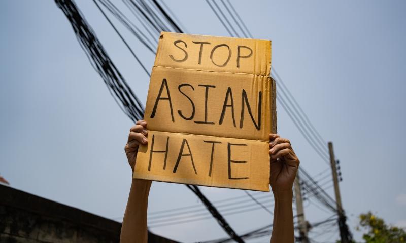 Anti-Asian Bias Is Pervasive