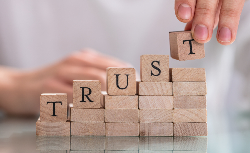 Building Trust Within Your Organization