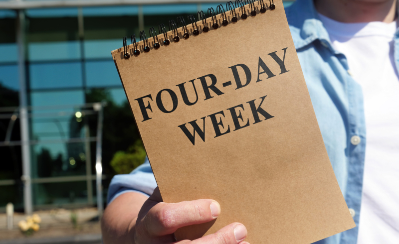 Let's Give Some Serious Thought To a Four-Day Week