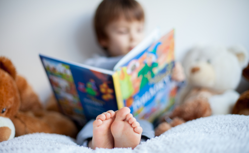 COVID-19 Stymied Young Kids' Reading Skills