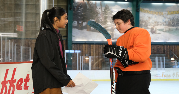 breakaway, game changers, the mighty ducks, tv show, sports, comedy, season 1, review, disney plus