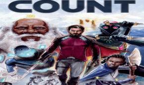 count, comic, graphic novel, science fiction, fantasy, Ibrahim Moustafa, net galley, review, humanoids inc
