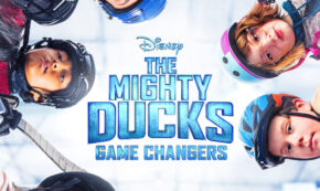 hockey moms, game changers, the mighty ducks, tv show, sports, comedy, season 1, review, disney plus